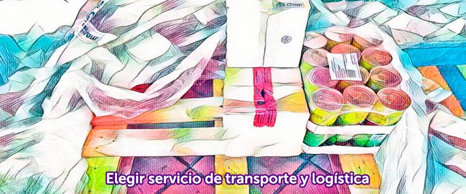 ¿Cómo elegir el mejor servicio de transporte y logística para tu negocio digital?