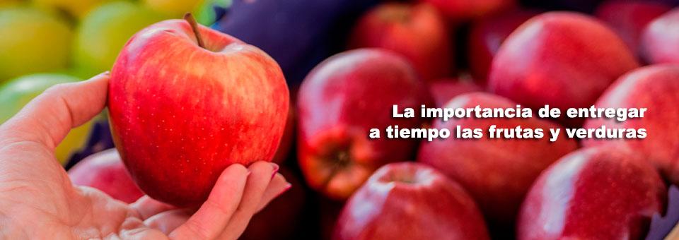 La importancia de la puntualidad en el transporte de frutas y verduras