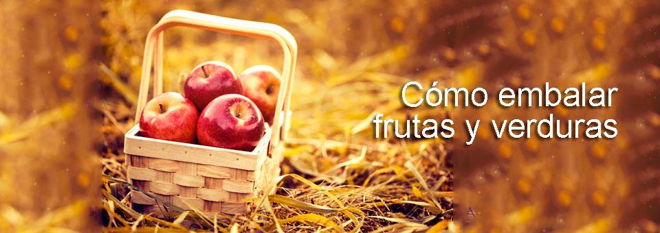 Logística: ¿cómo se deben embalar productos hortofrutícolas?