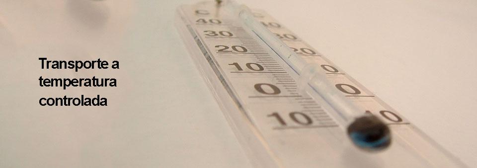 ¿Qué es el transporte a temperatura controlada y cuáles son sus características?