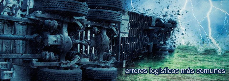 Errores logísticos más comunes, ¿cuáles son y cómo evitarlos?
