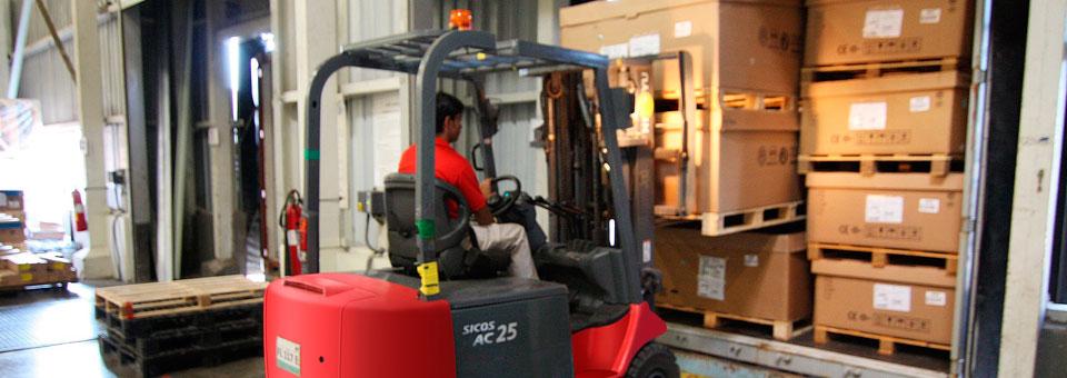 ¿Cómo llevar a cabo una correcta paletización en logística?