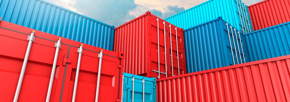 diferencia entre contenedores marítimos y terrestres