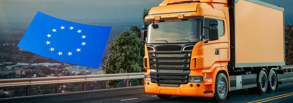 Paquete de movilidad europeo de transportes: novedades y características